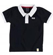 helly hansen  k sunset polo blu
