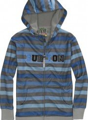 burton boys bonded fleece