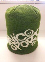 unico berretto verde scuro
