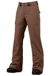 bonfire particle pant marrone
