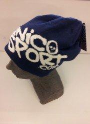 unico berretto blu