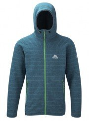 mountain e dark day hoody blu