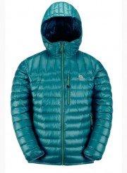 Mountain Equipment Arete-Hooded-Jacket blu