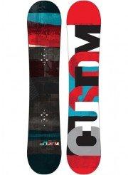 Burton Custom-Smalls-Boys-Snowboard-145W