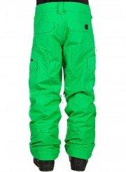 burton Exile+Cargo+Pants+Boys verde