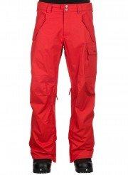 burton covert pant rosso