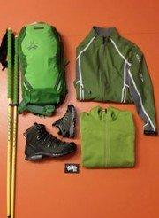 trekking verde