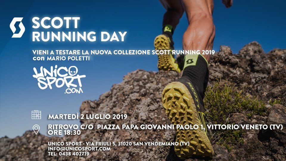 scott running day